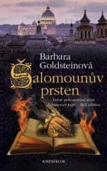 Goldsteinová Barbara: Šalomounův prsten 3