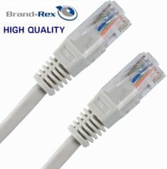 BrandRex UTP kabel CAT 6 patch 5m LSOH