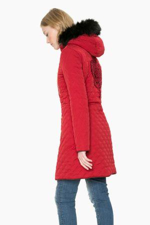 Desigual női kabát Azul 38 piros  b7e53c40f9