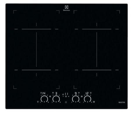 Electrolux indukcijska kuhalna plošča EHL6740IAZ