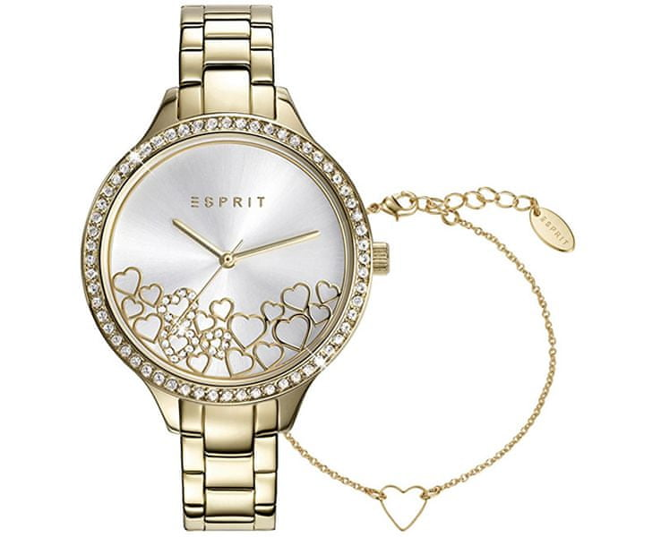 Esprit TP10959 LIGHT GOLD TONE ES109592002