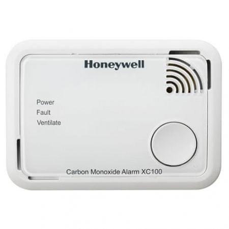 Honeywell detektor tlenku węgla XC100-CS