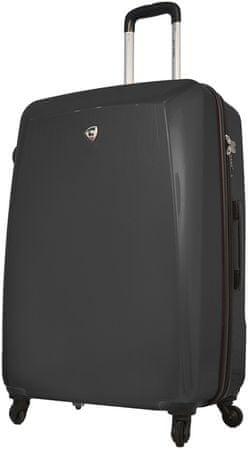 Mia Toro walizka podróżna M1015/3-L, czarna