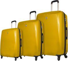 Mia Toro M1015/3 Sada cestovních kufrů