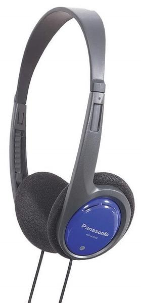 Panasonic RP-HT010E-A, modrá