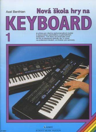 KN Nová škola hry na keyboard I Škola hry keyboard