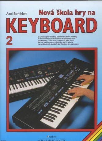 KN Nová škola hry na keyboard II Škola hry keyboard