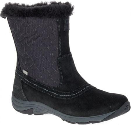 Merrell ženski zimski škornji Ryeland Tall Polar WTPF, temno rjavi, 41