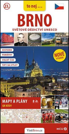 Eliášek Jan: Brno - kapesní průvodce/česky