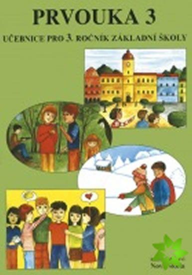 Prvouka 3 (učebnice) pro 3. ročník ZŠ