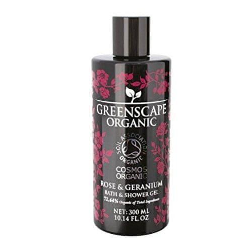 Somerset Toiletry Hydratační koupelový a sprchový gel Růže a muškát (Bath & Shower Gel) 300 ml