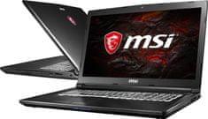 MSI GL72 7RDX-478XCZ Notebook