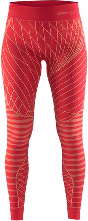 Craft Spodky Active Intensity ženske elastične pajkice, pink, S