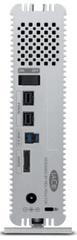 LaCie zunanji disk d2 Quadra 4TB, USB 3.0, 7200