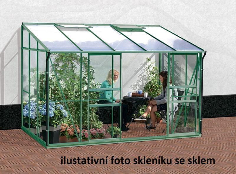 VITAVIA skleník VITAVIA IDA 6500 PC 6 mm zelený