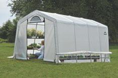 ShelterLogic plachtový skleník SHELTERLOGIC 3,0 x 6,1 m - 35 mm - 70658EU