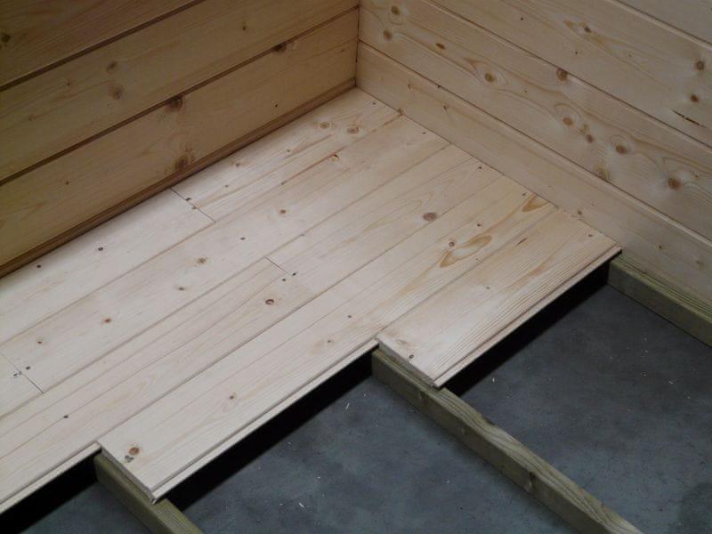 LanitPlast dřevěná podlaha LANITPLAST HENRIETA