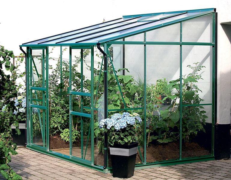 VITAVIA skleník VITAVIA IDA 5200 PC 4 mm zelený