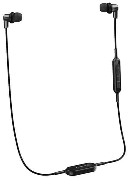 Panasonic RP-NJ300BE-K, černá