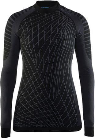 Craft koszulka termoaktywna z długim rękawem Active Intensity Black L