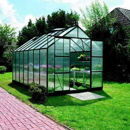 VITAVIA skleník VITAVIA URANUS 11500 PC 6 mm zelený