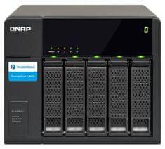 Qnap NAS naprava za 5 diskov TX-500P