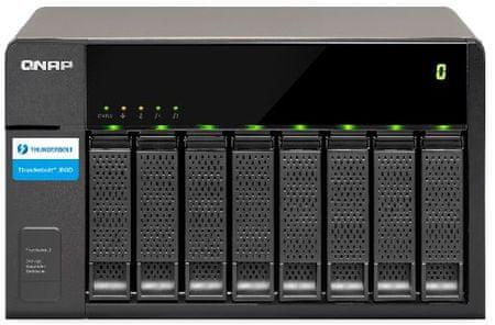 Qnap NAS naprava za 8 diskov TX-800P
