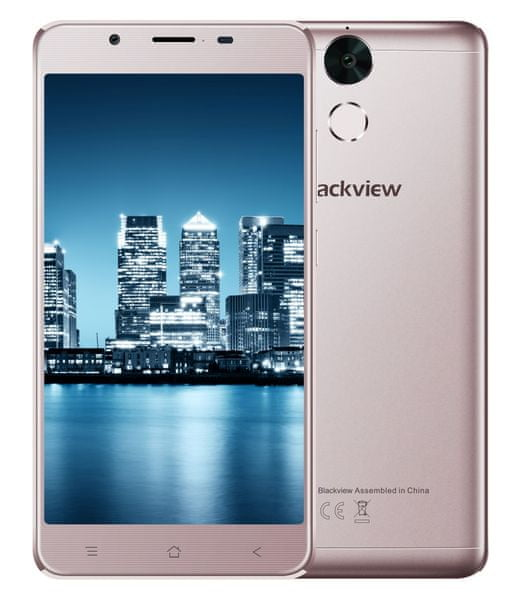iGET BLACKVIEW GP2 Lite Mocha