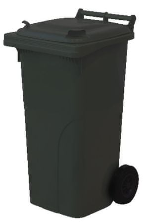 M.A.T Group Nádoba na odpadky 240l PH, čierna