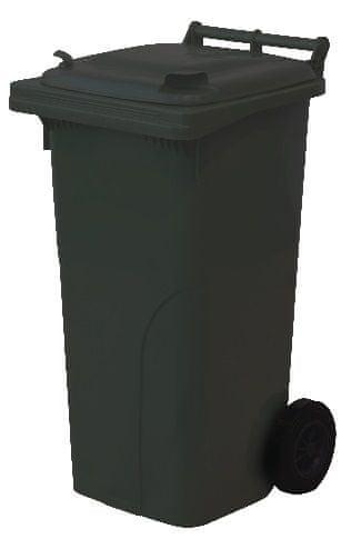 M.A.T. Group Nádoba na odpadky 240l PH, černá