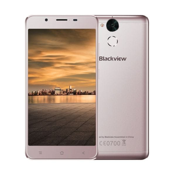 iGET BLACKVIEW GP2 Mocha