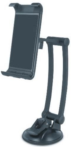 Forever MTH-200 univerzální multifunkční držák s přísavkou, 12,5 - 19,5 cm