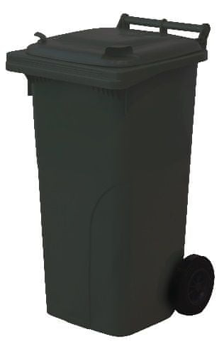 M.A.T. Group Nádoba na odpadky 120l PH, černá