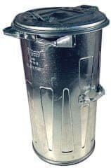 M.A.T Group zabojnik za odpadke 110l, pocinkan