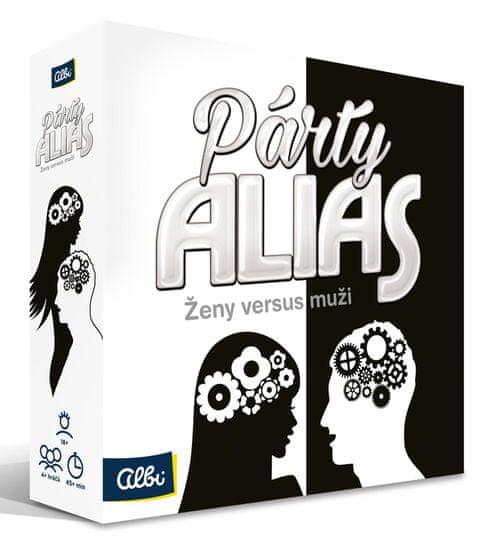 Albi Párty Alias Ženy versus Muži