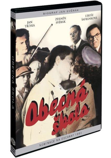 Obecná škola - DVD