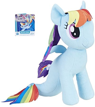 My Little Pony Pluszowy kucyk Rainbow Dash Sea-30 cm