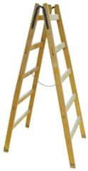M.A.T. Group Štafle malířské 8 př. 2,7m dřevěné