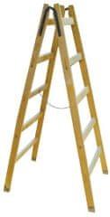 M.A.T Group Štafľa maliarska 7 pr. 2,4m drevená