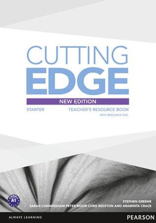 Crace Araminta: Cutting Edge Starter New Edition Teacher´s Book and Teacher´s Resource Disk Pack