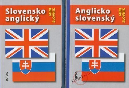 Šaturová-Seppová Magda: Slovensko-anglický a anglicko-slovenský minislovník
