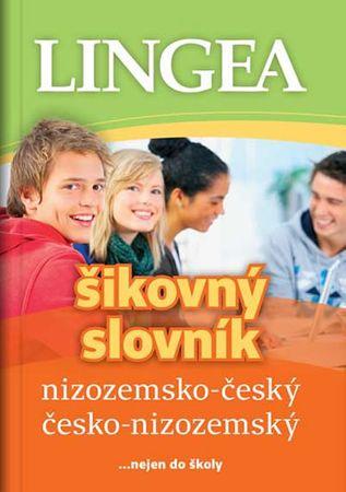 Kolektív: Nizozemsko-český, česko-nizozemský šikovný slovník...… nejen do školy