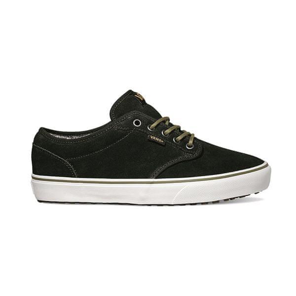 Vans Mn Atwood Mte (Mte) Black 40.5 7a68fc2c5a