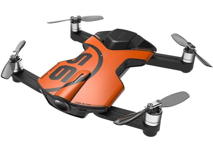 Wingsland S6 4K Video Drone Orange