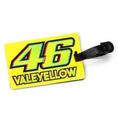 Valentino Rossi VR46 oznaka za prtljago