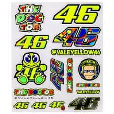 Valentino Rossi VR46, nalepke