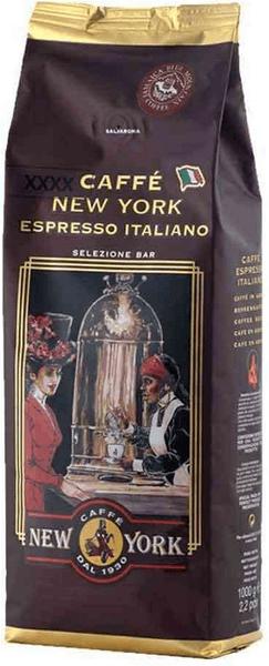 New York Caffé XXXX zrnková káva 250 g