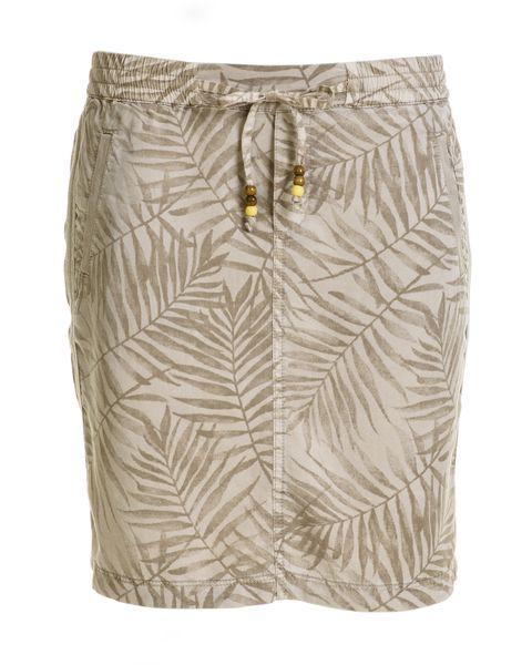 s.Oliver dámská sukně 36 hnědá