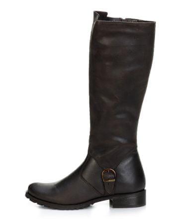 PAOLO GIANNI ženski škornji 39 rjava