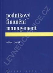 Paták M. R.: Podnikový finanční management